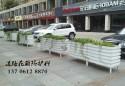 荆州市民请注意!市区北环路花箱护栏开口有调整